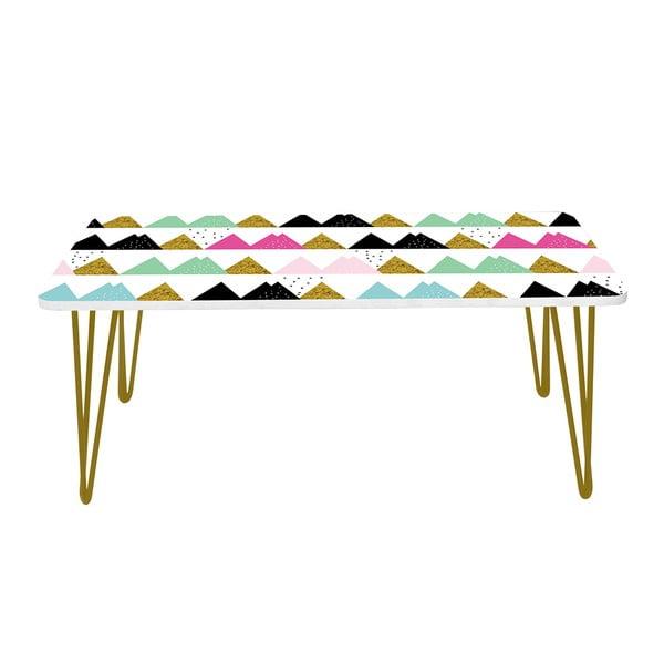 Konferenční stůl Triangle Pastel
