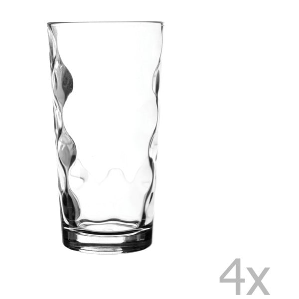 Sada 4 skleniček Essentials Viva, 300 ml