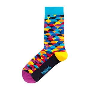 Șosete Ballonet Socks Sunset, mărimea 36-40