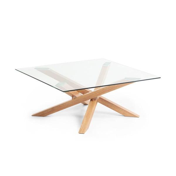Konferenční stolek La Forma Mikado,90x90cm