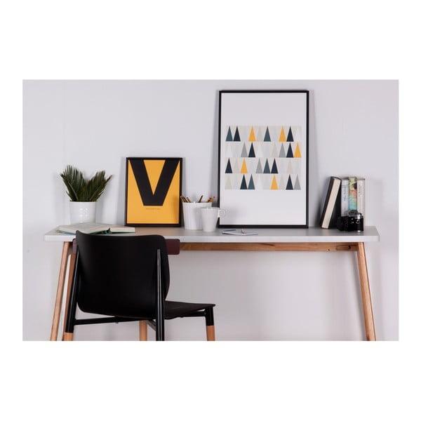 Obraz sømcasa Yellow V, 25 x 30 cm