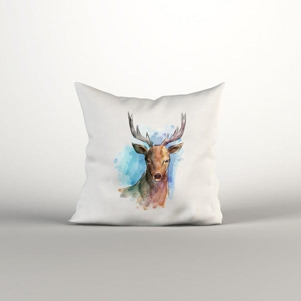 Față de pernă Deer, 40 x 40 cm
