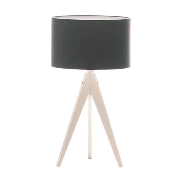 Stolní lampa Artist Birch White/Black