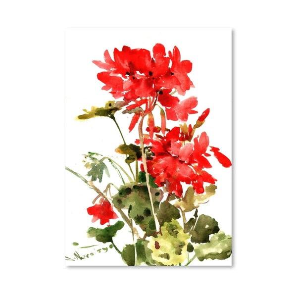 Plakát Geranium od Suren Nersisyan