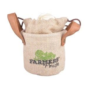 Săculeţ pentru usturoi Esschert Design Farmers Pride