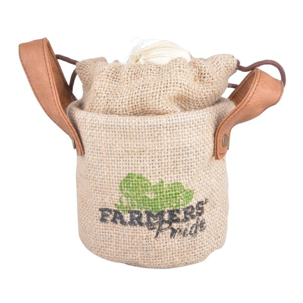 Taška na česnek Esschert Design Farmers Pride