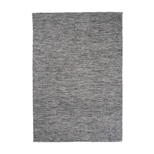 Vlněný koberec Regatta Zinc, 200x300 cm