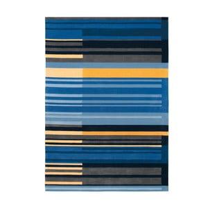 Ručně tkaný koberec Joy Stripes, 120x180 cm
