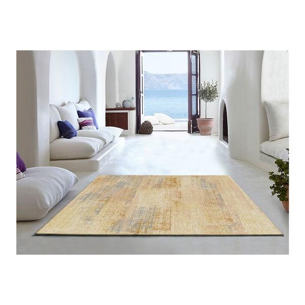 Béžový koberec Universal Bukit Beige, 160x230cm