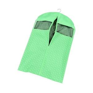Zelený obal na oblečení Cosatto Natura, 100 cm