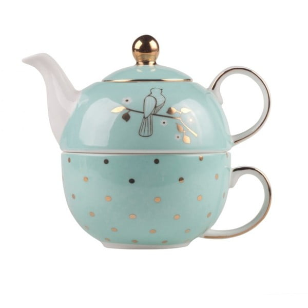 Sada  konvičky na čaj a hrnku Bombay Duck Miss Darcy