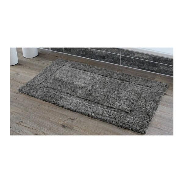Koupelnová předložka Rahmen Anthracite, 60x100 cm
