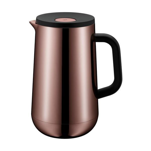 Antikoro termoska v medenej farbe WMF Cromargan® Impulse Plus, 1 l