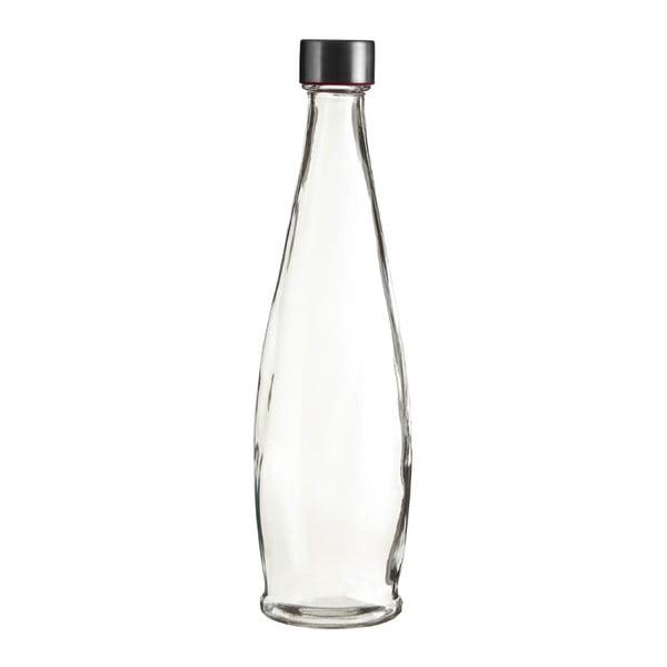 Sklenená fľaša Premier Housewares Clear, výška 32 cm
