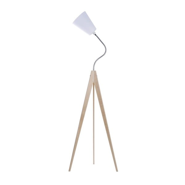 Stojací lampa Artist Flex White/Lacquered