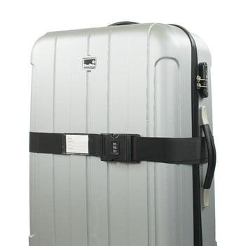 Centură de siguranţă pentru bagaj Bluestar, negru imagine