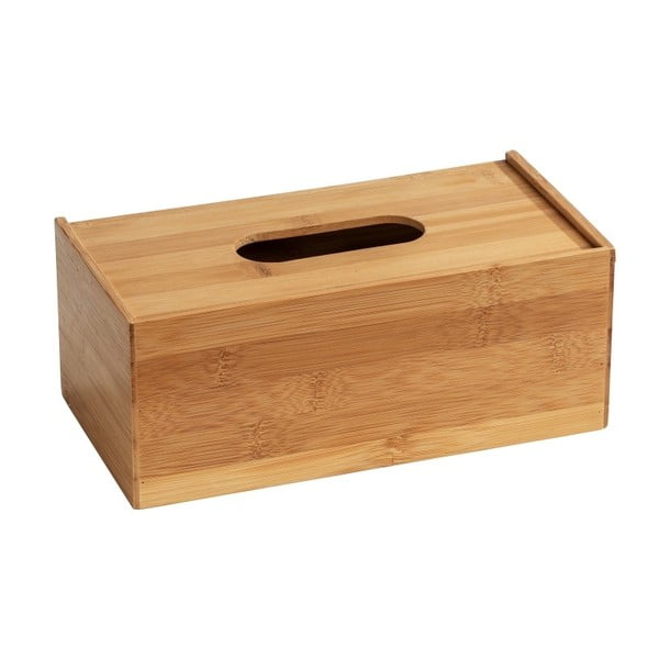 Bambusowy pojemnik na chusteczki Wenko Terra