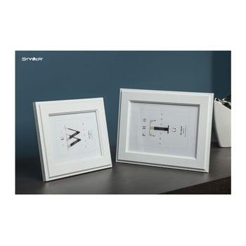 Ramă foto pentru fotografii Styler Malmo, 40x50cm, alb imagine
