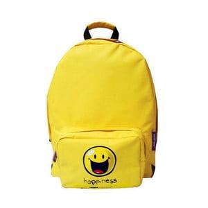 Žlutý batoh Incidence Happiness