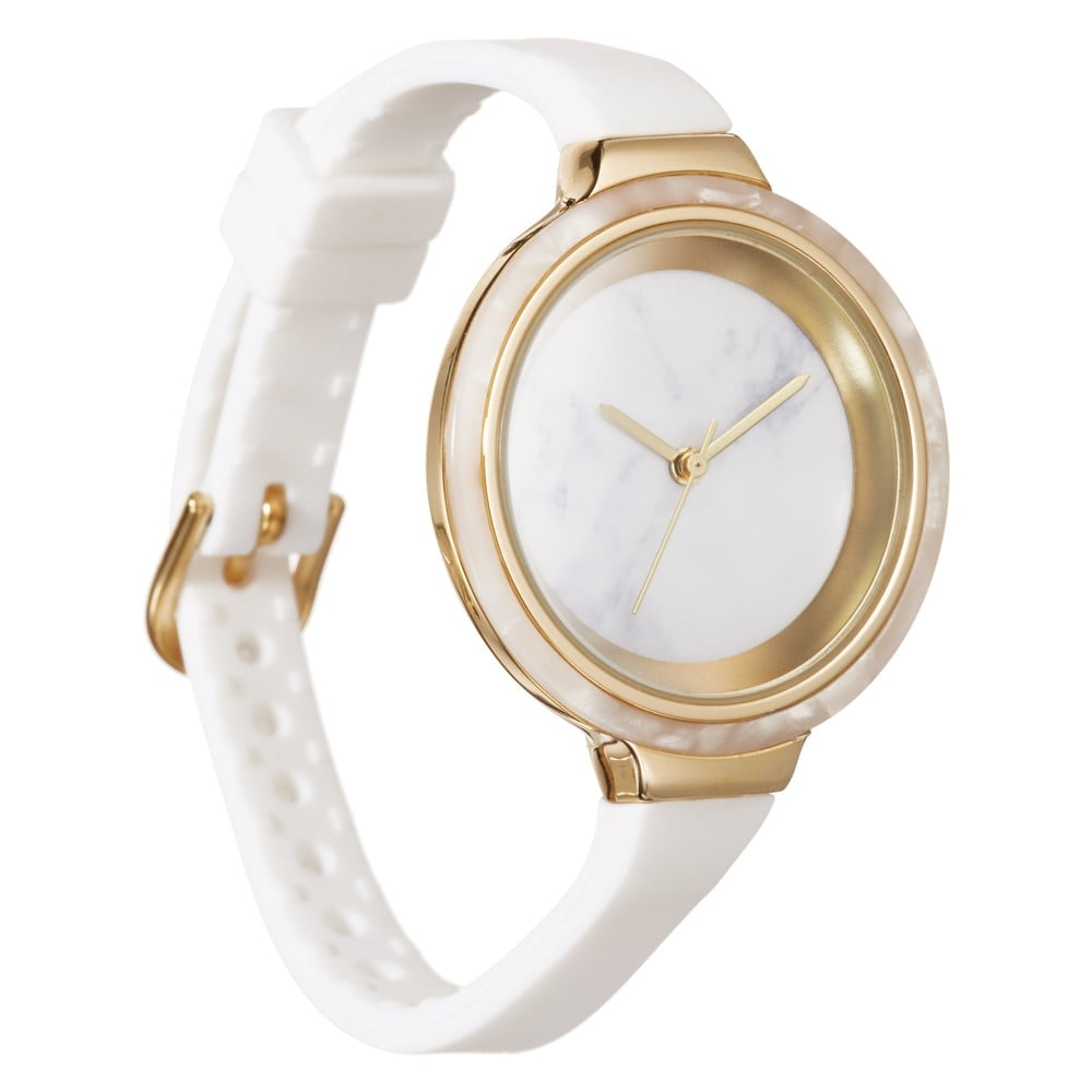 Dámské hodinky Rumbatime Orchard Marble Gold Snow Patrol