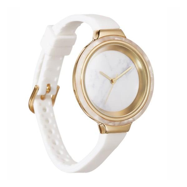Dámské bílé hodinky Rumbatime Orchard Marble
