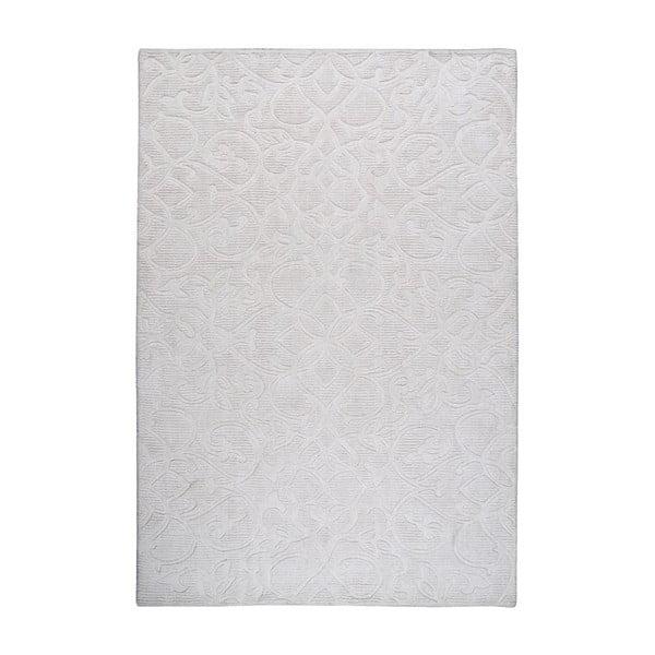 Vlněný koberec Riga Ivory, 160x230 cm