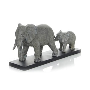 Dekorativní soška 360 Living Familia Elefante