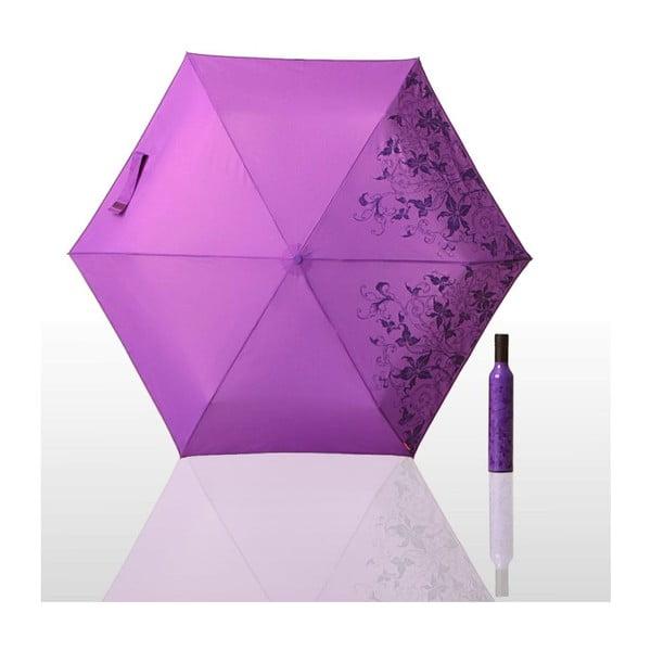Skládací deštník Bumbershoot, fialový