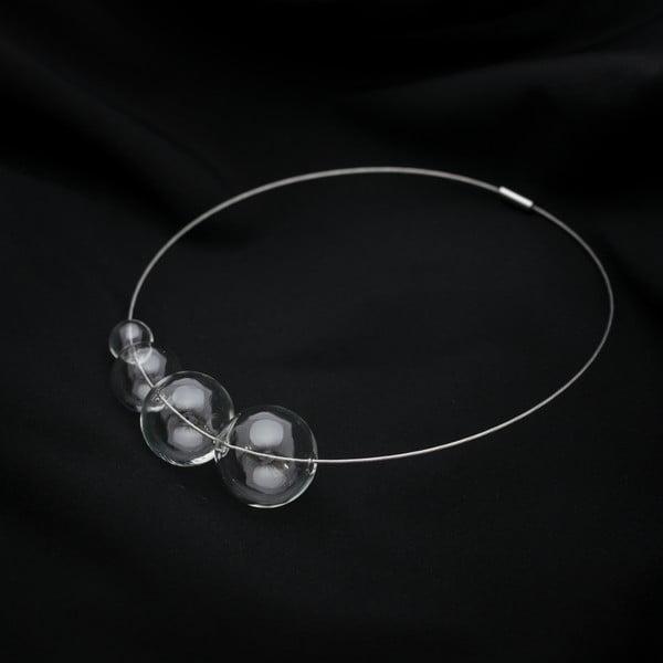 Skleněný náhrdelník Ko–ra–le Crystal vol. 3