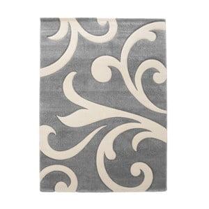 Šedý koberec Tomasucci Damasko, 160x230cm