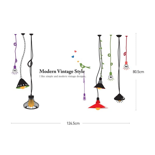 Smolepka Ambiance Colored Lamps