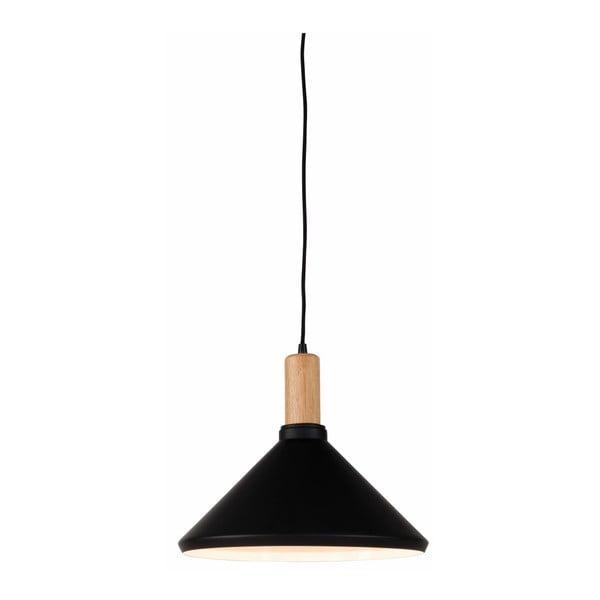 Černé závěsné svítidlo Citylights Melbourne One
