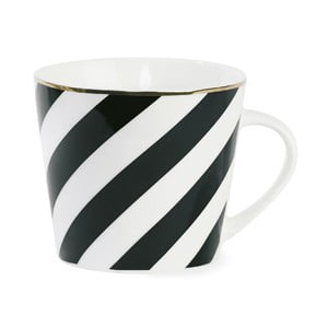 Keramický hrnek Black Stripes