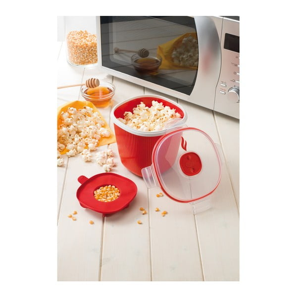 Sada pro přípravu popcornu v mikrovlnce Snips Popper, 1,5l