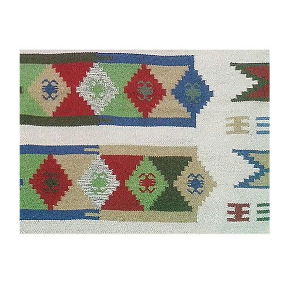Vlněný koberec Kilim no. 192, 160x240 cm