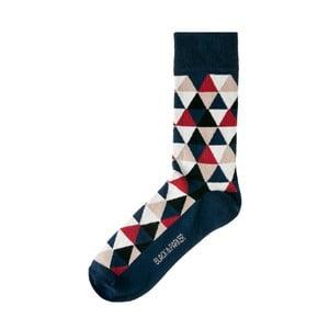 Barevné ponožky Black&Parker London Mottisfont Abbey, velikost 37 – 43