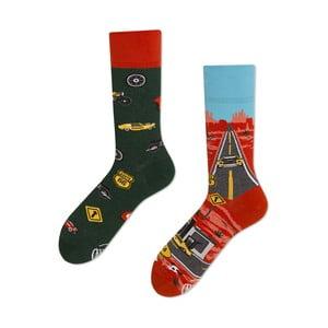 Ponožky Many Mornings Route 66,vel.39–42