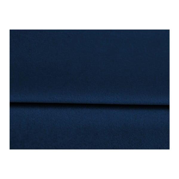 Tmavě modrá dvoumístná pohovka Mazzini Sofas Marigold