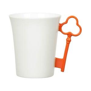 Hrnek Key, oranžový