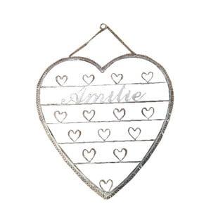 Držák na fotografie Antic Line Vintage Heart