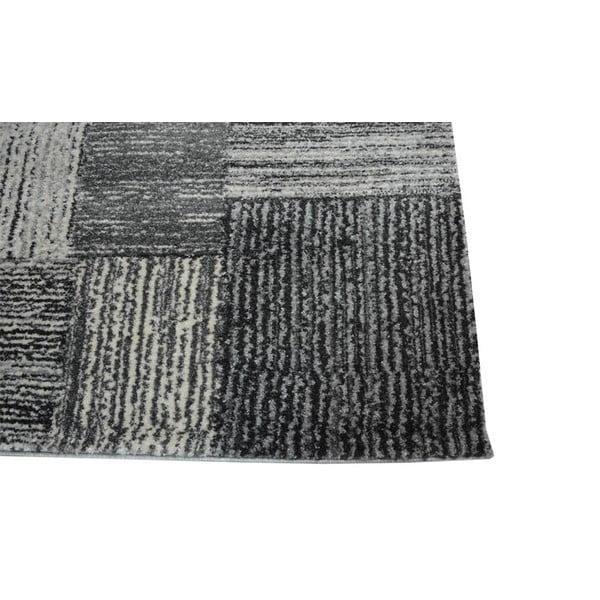Koberec Webtappeti Specter Greys, 140x200 cm