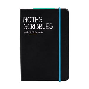 Blocnotes Happy Jackson Notes Scribbles, vel. A6