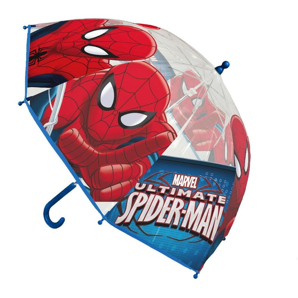 Dětský deštník Ambiance Spiderman, ⌀71cm