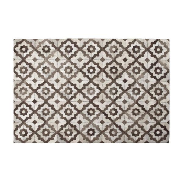 Vinylový koberec Patchwork Vintage Grises, 133x200 cm