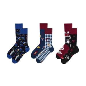 Set ponožek v dárkovém balení Many Mornings French Bistro, vel.39–42