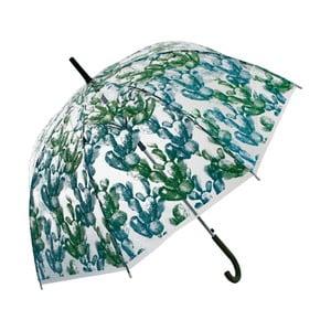 Umbrelă Blooms of London Cacti Light Green