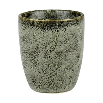 Cană din ceramică fără toartă na espresso Bitz Mensa, verde-gri de la Bitz