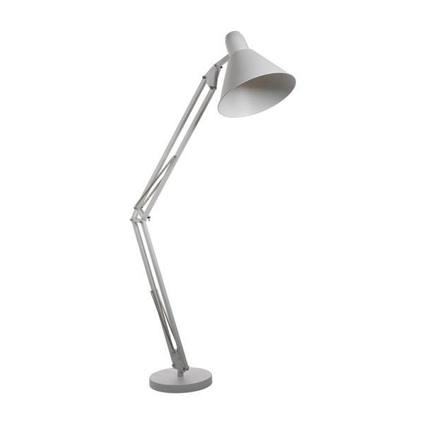 Volně stojící lampa Searchlight Goliath Two, bílá