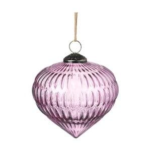 Ornament Crăciun Parlane Pella, violet