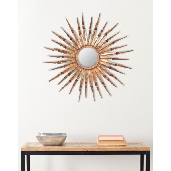 Zrcadlo Safavieh Sun Mirror, 84 cm